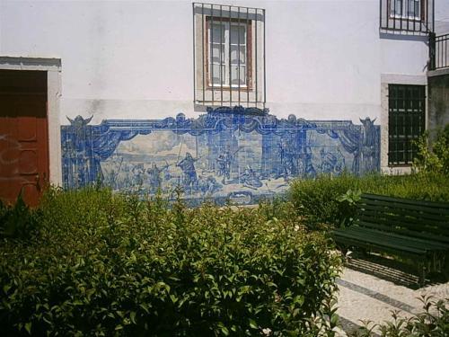Lisboa 218 (Alfama).Gina Souza.
