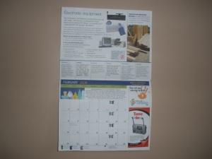 Calendário do Lixo 1