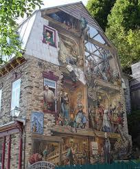 Mural - Quebec