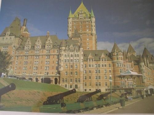 Quebec  U2013 At U00e9 Um Dia
