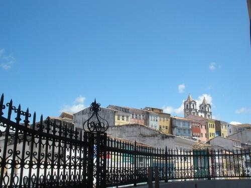 Pelourinho, Salvador-Bahia.