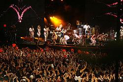 Festival de Verão 2010 - Ivete Sangalo no palco.(Foto: Wikipédia)
