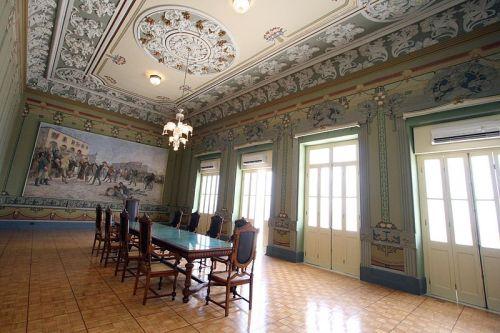 Interior do Palácio Rio Branco. Foto: Secom Bahia.