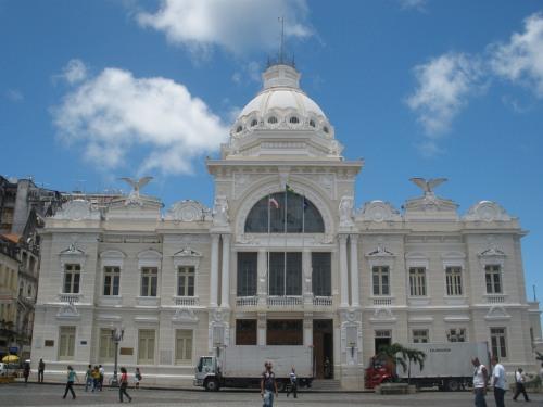 Palácio Rio Branco. Foto: Gina Moraes.