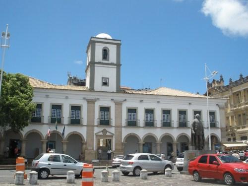 Câmara Municipal de Salvador, Bahia.