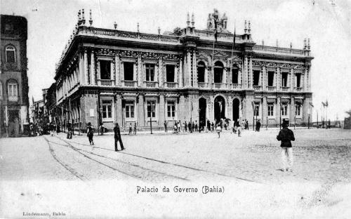 Palácio Rio Branco. Foto: Internet