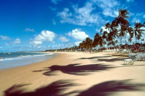 Praia de Jauá - Coqueiral