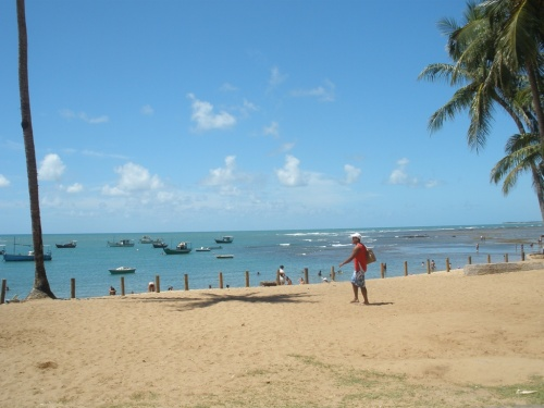 Praia do Forte by Gina Moraes.