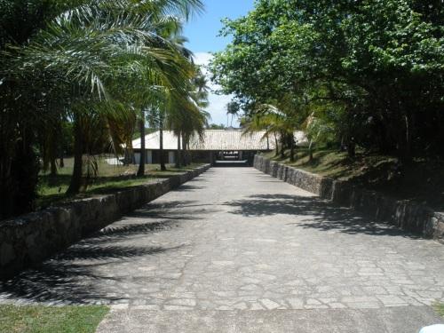 Parque Histórico Garcia D´Ávila.