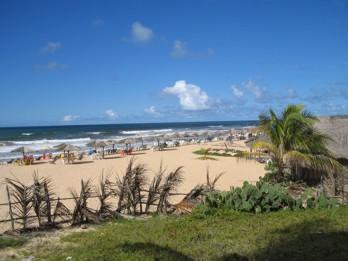 Praia Imbassaí