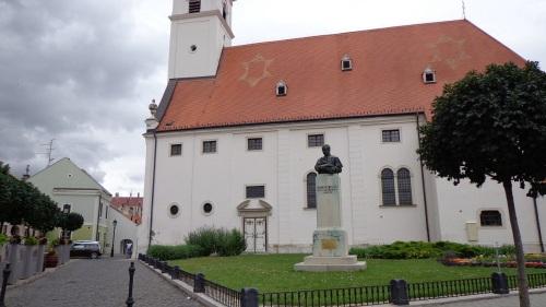 Templo católico. Foto: Gina Moraes.