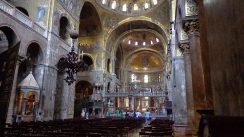 Veneza - Catedral. Foto: Gina Moraes.