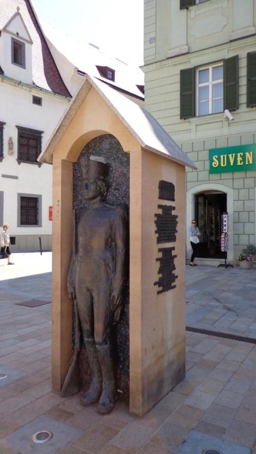 Bratislava. Foto Gina Moraes.
