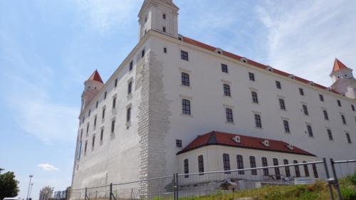 Castelo de Bratislava, by Gina Moraes.