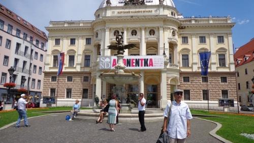 Bratislava by Gina Moraes