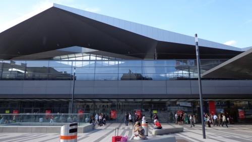Hauptbahnhof  - Viena
