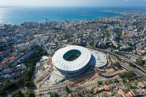 Itaipava Arena Fonte Nova (Foto: Wikipedia)