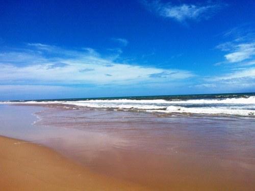 Praia dos Artistas-Foto: Wellington Souza