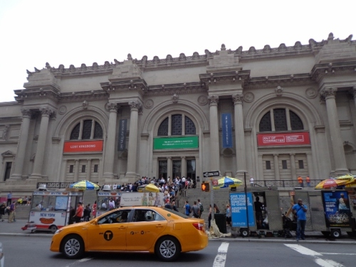 Museu de Arte - New York