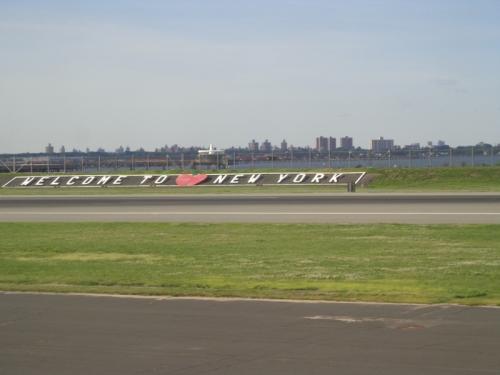 Aeroporto de La Guardia - New York.