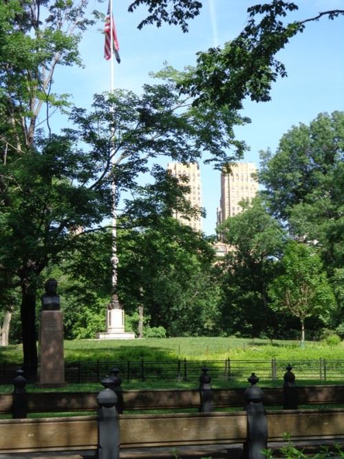 Central Park -Foto by Gina Moraes.