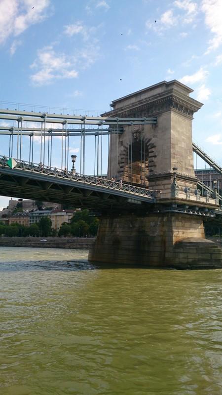 Széchenyi Lánchíd (Ponte das Correntes)