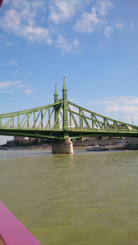 Ponte da Liberdade ou Szabadság híd